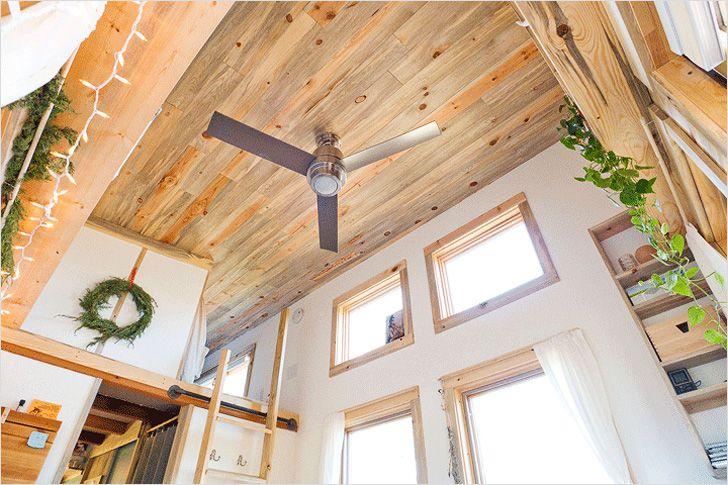 Потолок из ламината своими руками фото 38