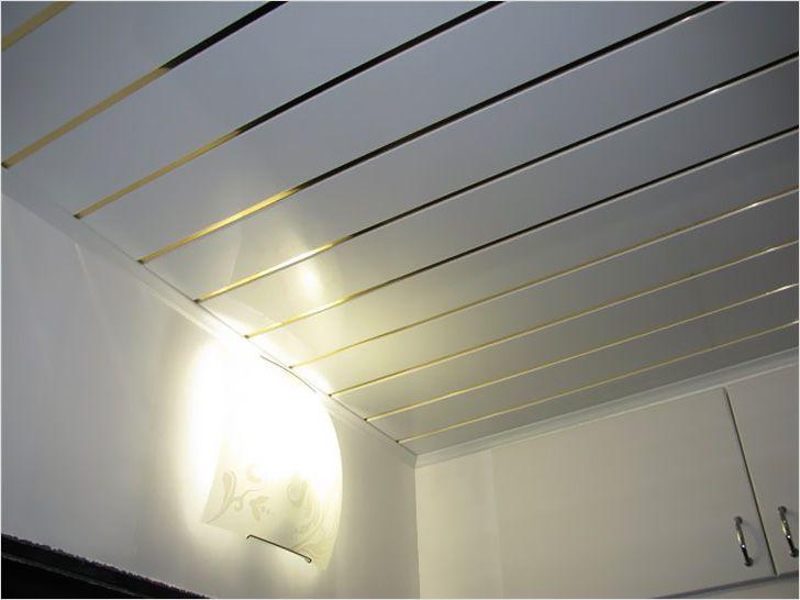 Панели пвх на потолок фото