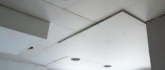 Видео: как шпаклевать потолки из гипсокартона
