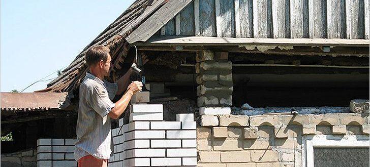 Как поднять потолок в доме